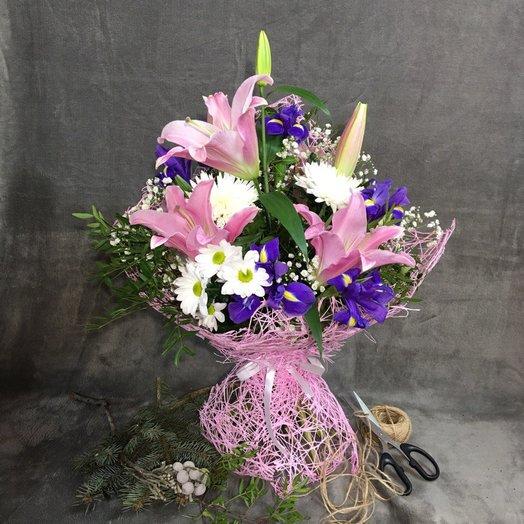 """Букет """" Сердце океана"""": букеты цветов на заказ Flowwow"""