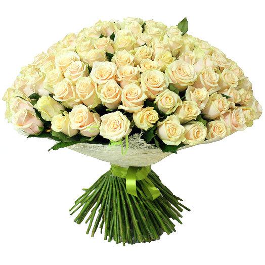 "Букет ""Талея"" (101 роза - 50 см.)"