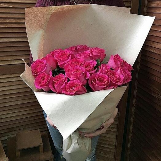 Пинк: букеты цветов на заказ Flowwow
