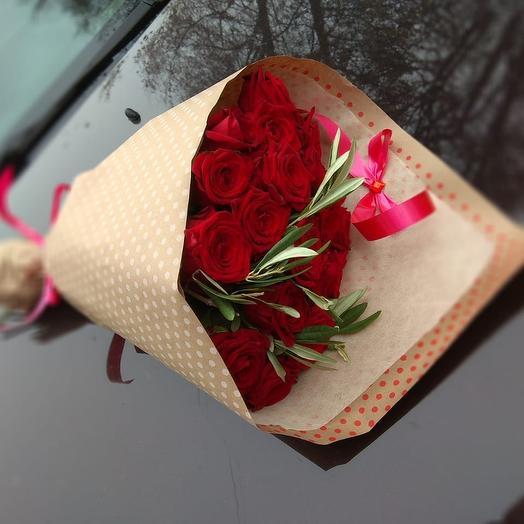 Блек Меджик: букеты цветов на заказ Flowwow