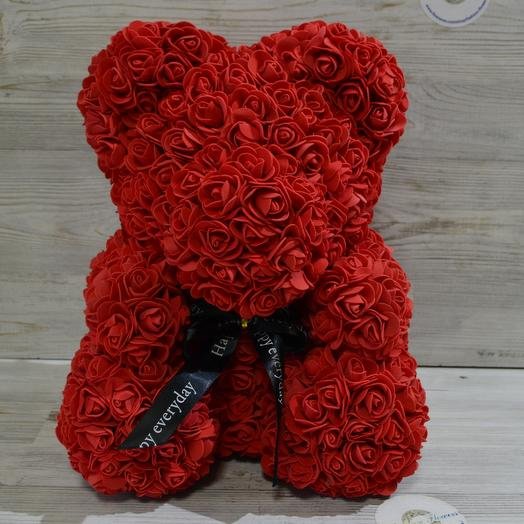 Мишка TeDDy: букеты цветов на заказ Flowwow