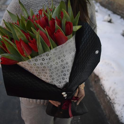 Французский шедевр: букеты цветов на заказ Flowwow