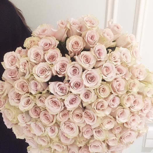 Квиксэнд: букеты цветов на заказ Flowwow