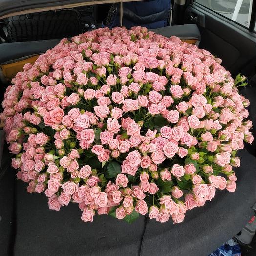Моё всё 🖤: букеты цветов на заказ Flowwow