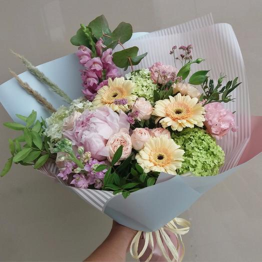 "Bouquet ""Maribel"": flowers to order Flowwow"