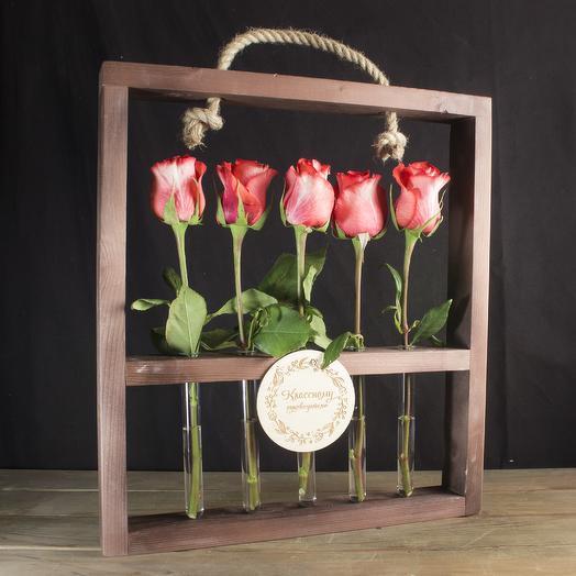 """Композиция """"Учителю"""": букеты цветов на заказ Flowwow"""