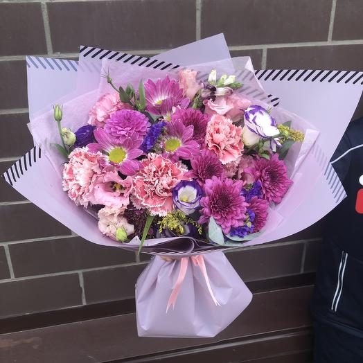 Синева: букеты цветов на заказ Flowwow
