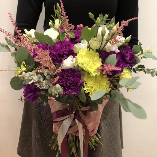 Для самых любимых: букеты цветов на заказ Flowwow