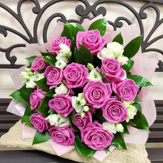 Букет Перламутр: букеты цветов на заказ Flowwow