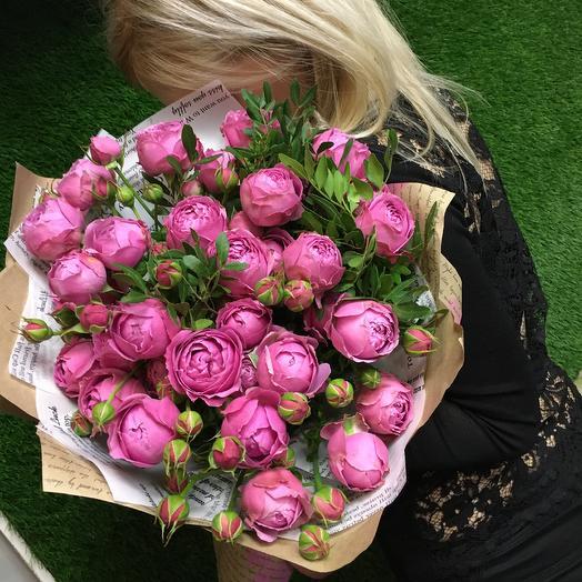 Miss: букеты цветов на заказ Flowwow