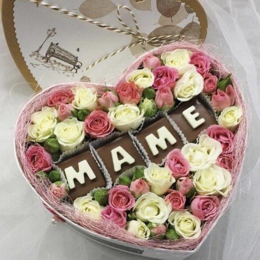 Сердечко для мамы
