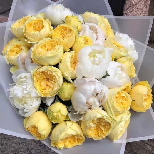 Корнелиа: букеты цветов на заказ Flowwow