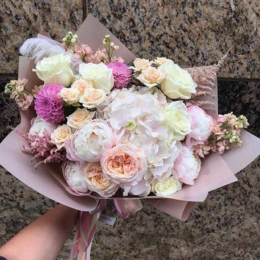 Неожиданая встреча: букеты цветов на заказ Flowwow