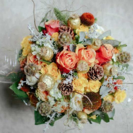 Молодычка: букеты цветов на заказ Flowwow