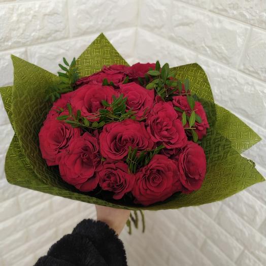 Сочная малина: букеты цветов на заказ Flowwow