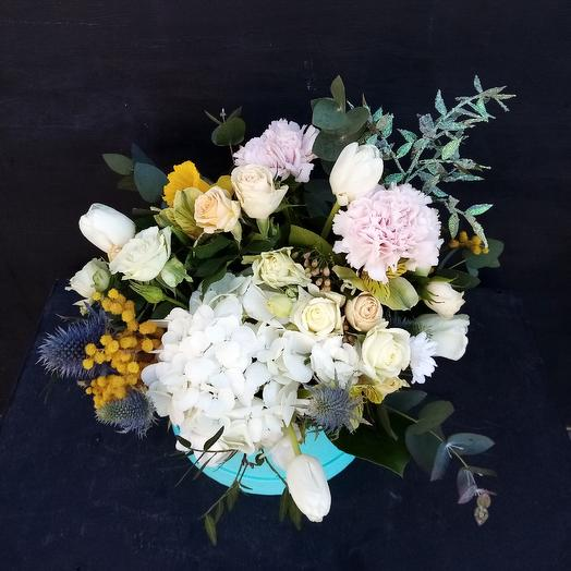 Весеннее утро: букеты цветов на заказ Flowwow
