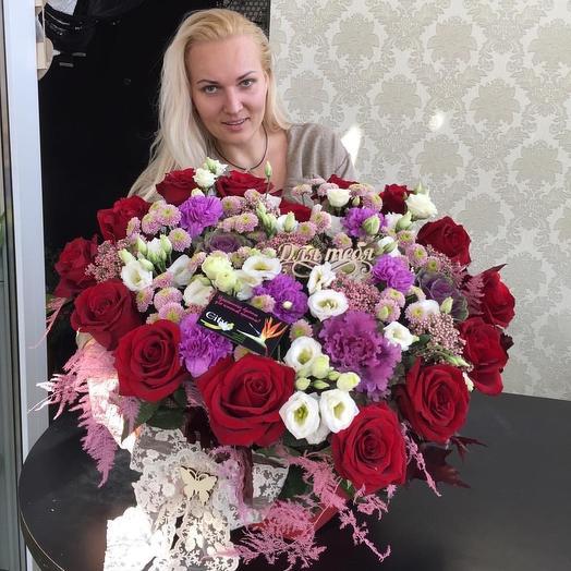 Нектар: букеты цветов на заказ Flowwow