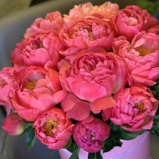 Flowers box  05: букеты цветов на заказ Flowwow