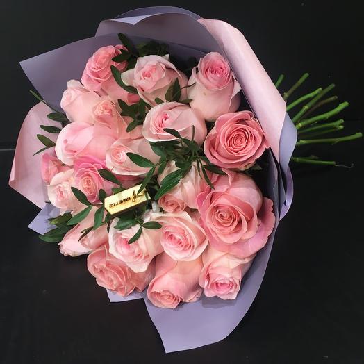 Нежный шелест: букеты цветов на заказ Flowwow