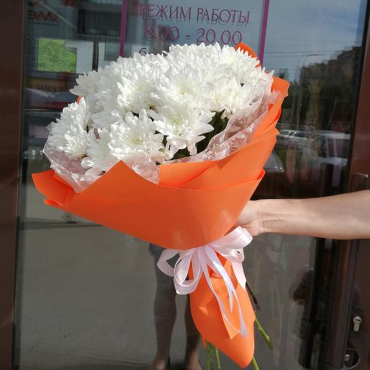 Букет хризантемы