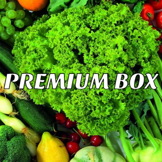 Овощной Premium