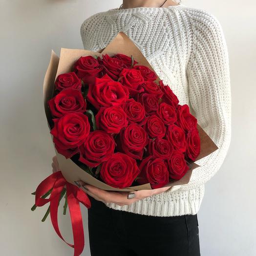 Lady Flowers - «Огненная страсть»