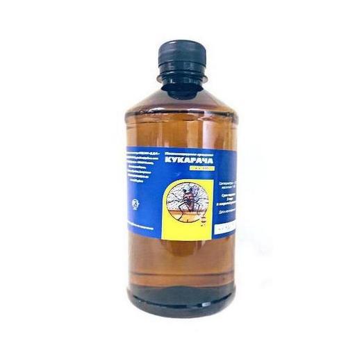 Кукарача (Лиходей) от тараканов и клопов бутылка 500мл
