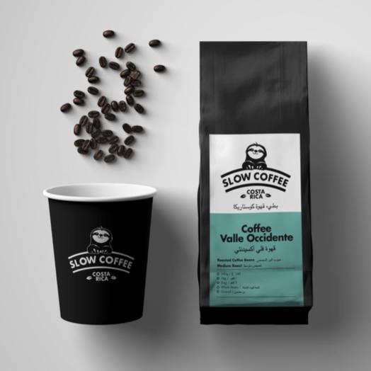 Кофе молотый Valle Occidental Коста-Рика 340 грамм