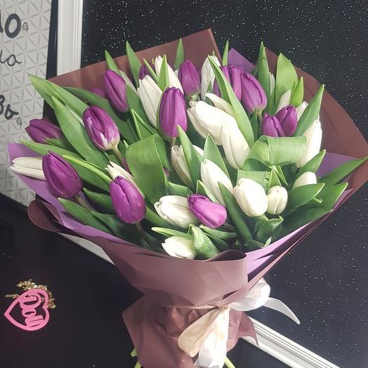 Тюльпаны гигант