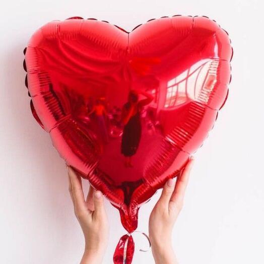 Шар сердце ❣