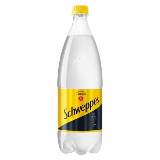 Газированный напиток Schweppes Индиан тоник 900 мл