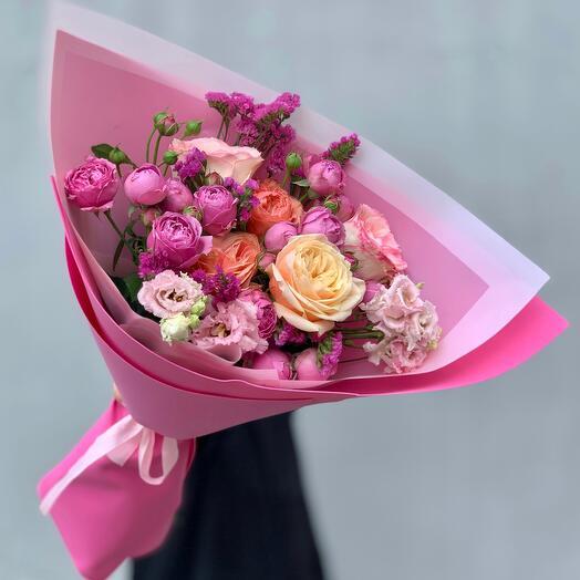 """""""Bouquet with taste"""" M bright"""