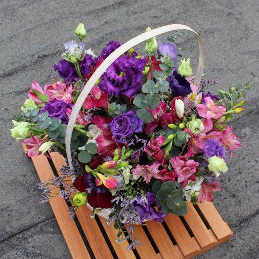 Love и кратеры: букеты цветов на заказ Flowwow