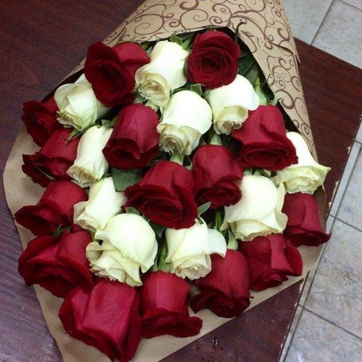 ДЛЯ Шикарной Дамы: букеты цветов на заказ Flowwow