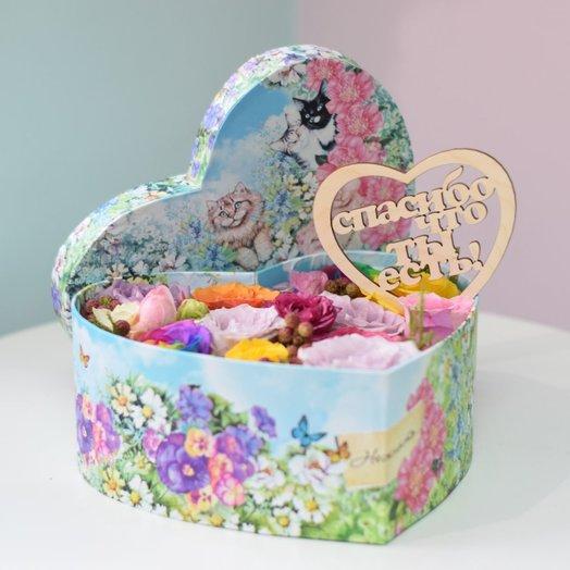 Дела сердечные))): букеты цветов на заказ Flowwow