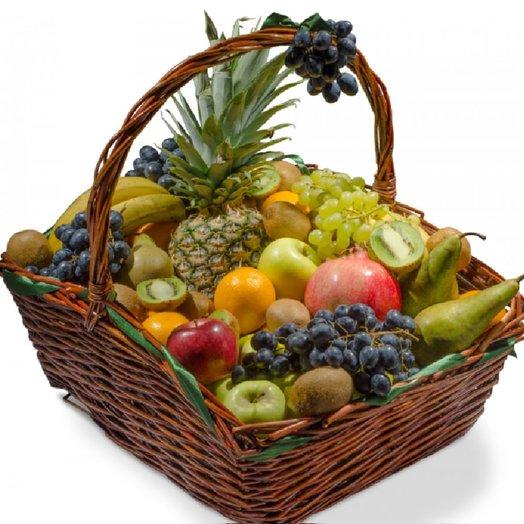 Шикарный витаминный призент: букеты цветов на заказ Flowwow