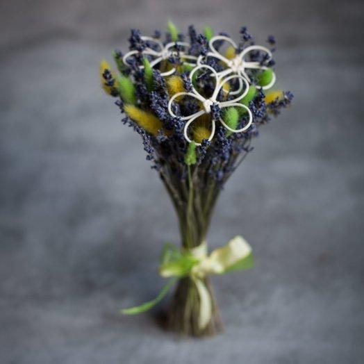 Аромат лаванды 5: букеты цветов на заказ Flowwow