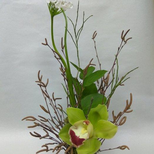 Скромное изящество: букеты цветов на заказ Flowwow