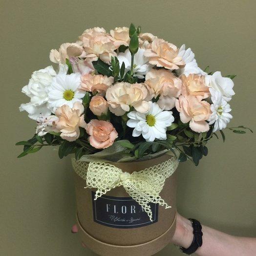 Поллианна: букеты цветов на заказ Flowwow