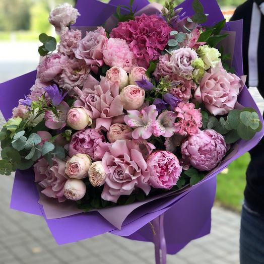 День Семьи, любви и верности: букеты цветов на заказ Flowwow