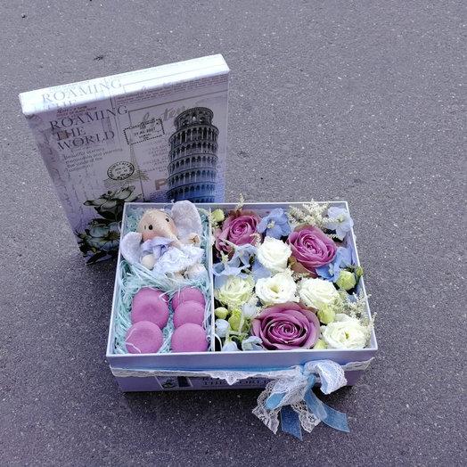 Lipari: букеты цветов на заказ Flowwow
