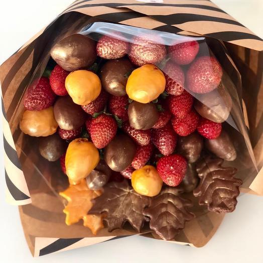 Сладкая осень: букеты цветов на заказ Flowwow