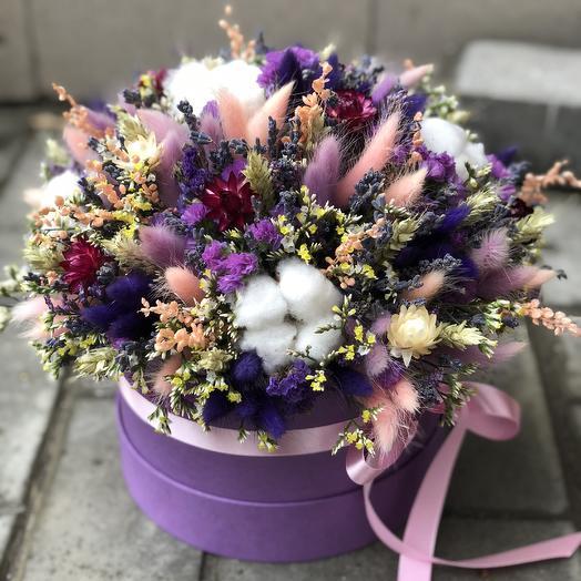 Box 71: букеты цветов на заказ Flowwow