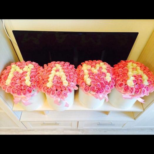 «Любимой Маме»: букеты цветов на заказ Flowwow