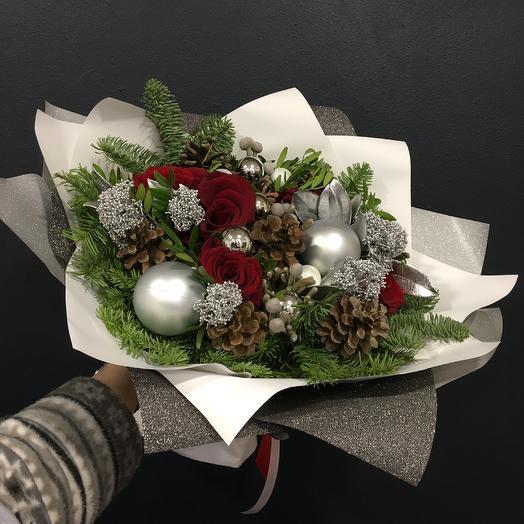 Серебро: букеты цветов на заказ Flowwow