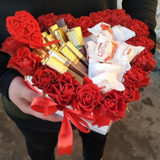 """Букет """"Мило"""": букеты цветов на заказ Flowwow"""
