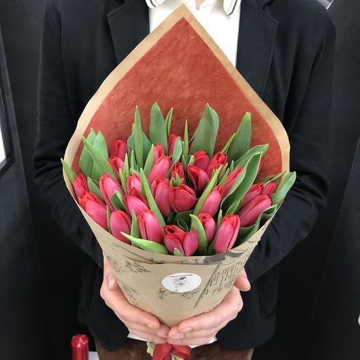 Комплимент 5: букеты цветов на заказ Flowwow