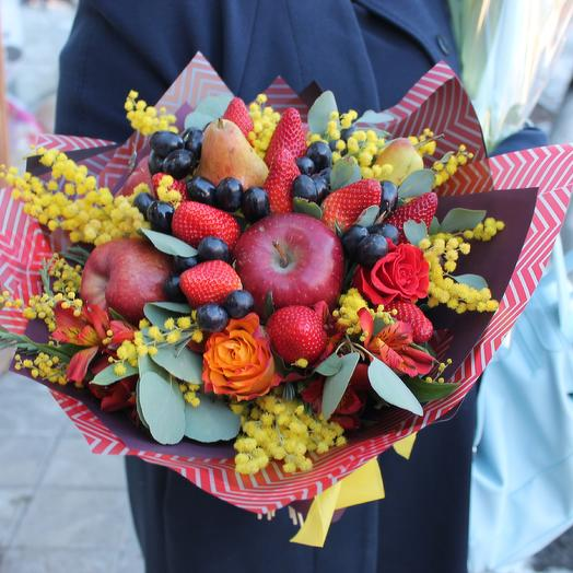 фруктовый восторг