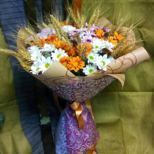 Лесная поляна: букеты цветов на заказ Flowwow