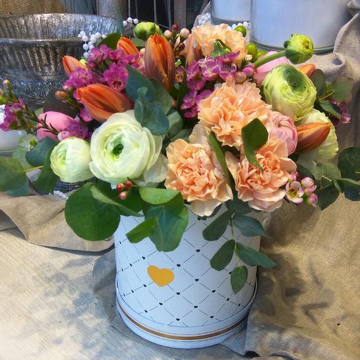Крошка моя: букеты цветов на заказ Flowwow